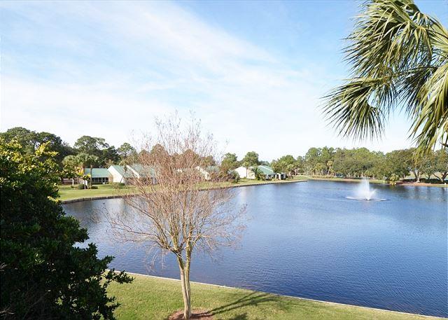 Serene and Peaceful Lake