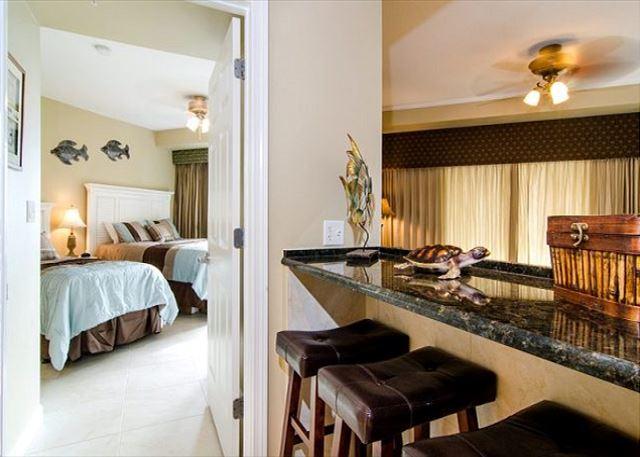 Guest room/ Bar