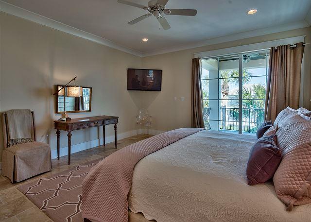Third Floor Master Bedroom!