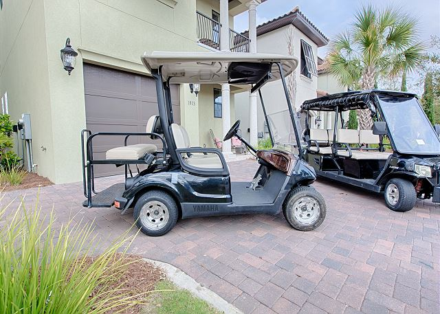 6- Seater and 4 Seater Golf Cart