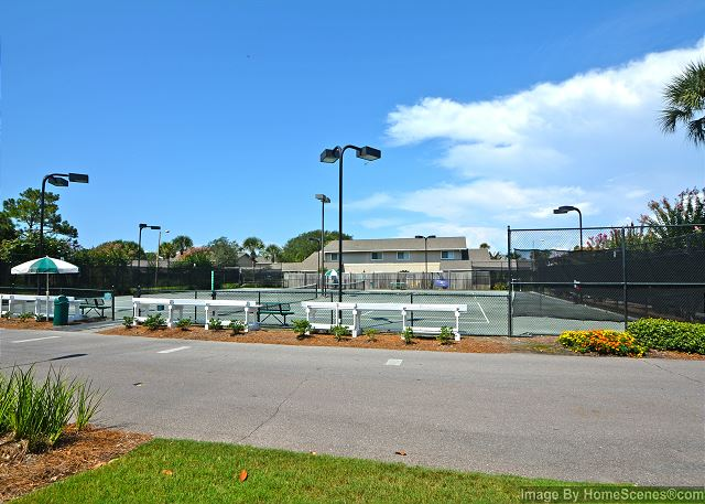 Seascape Tennis Courts