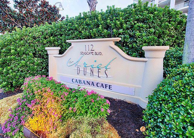 Cabana Cafe Nearby
