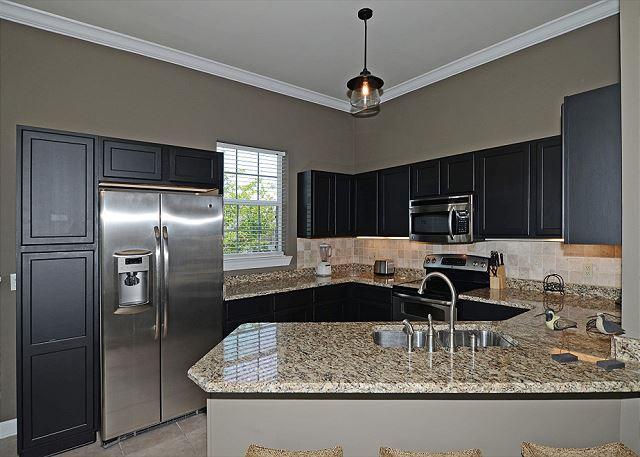 Kitchen with Upgrades!