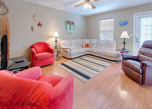 Living Area Vintage Home