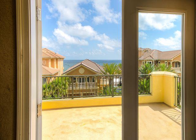 Third Floor Sun Deck with Gulf Views!