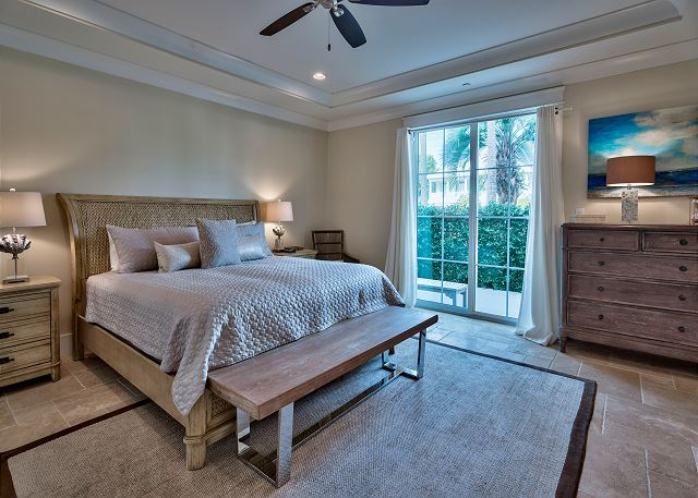 Ground Floor Master Bedroom #2!