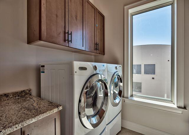 Third Floor Second Laundry Room!