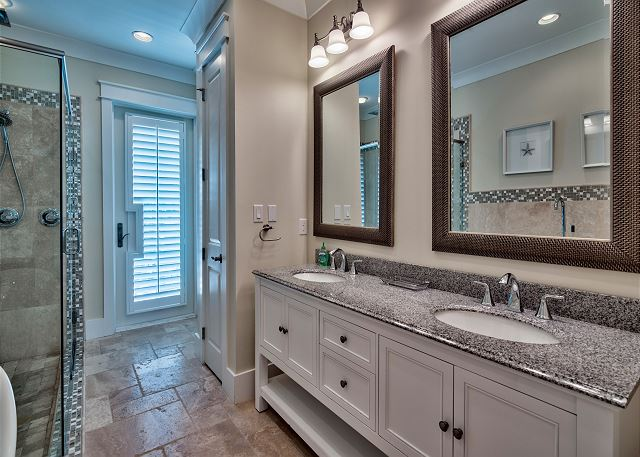 Third Floor Master Bath Vanity!