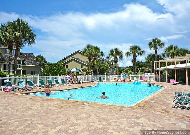 Pool 2 at Seascape