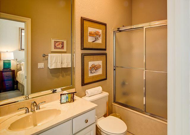 Second Floor Bathroom!