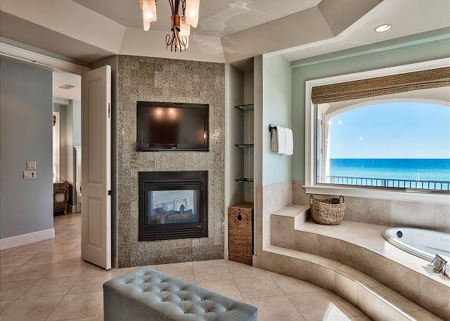 Second Floor Master Bathroom!