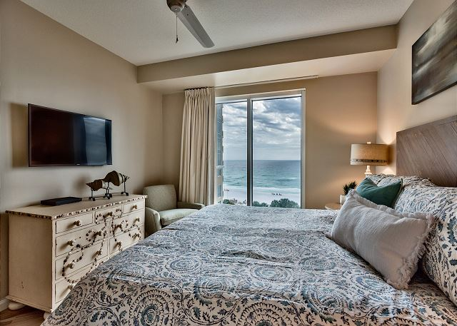 Bedroom with Gulf View