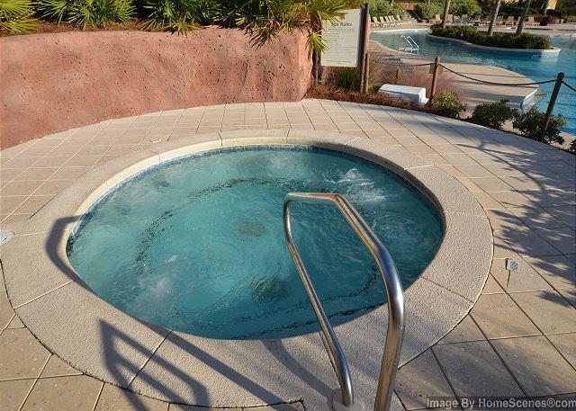 Luau Hot Tub