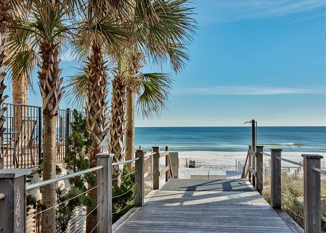 Private Community Beach Access!