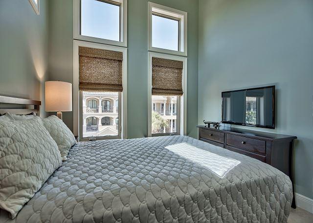 Third Floor Bedroom!