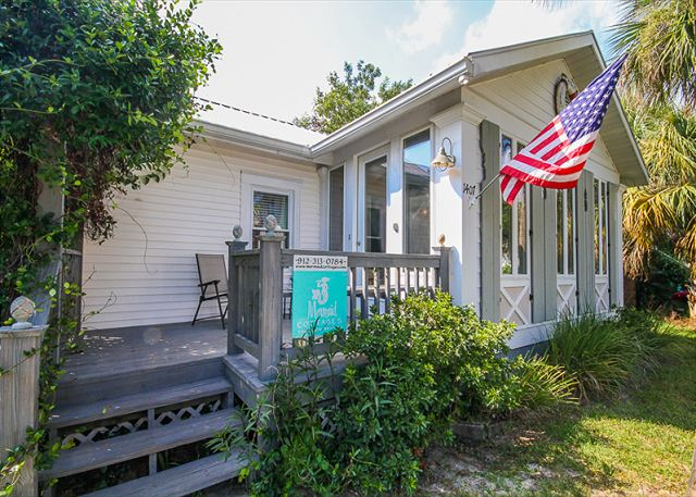 Welcome to Tybee Daze Cottage!