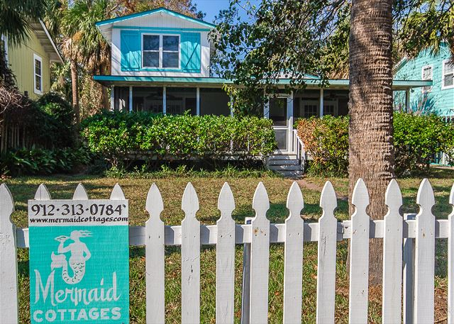 Welcome to Tybee Twins Cottage!