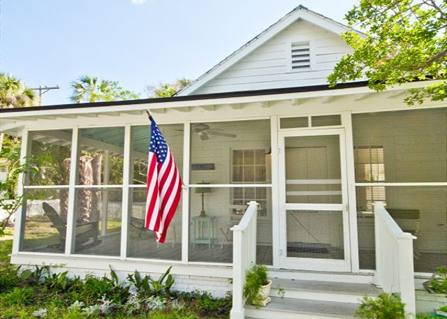 screened in porches for cats mermaid cottages property list