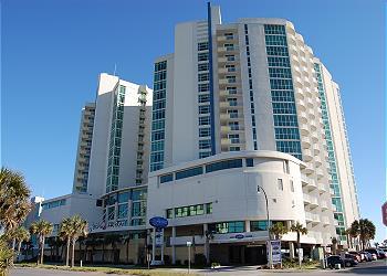 Avista 1606 - Oceanfront - Ocean Drive Section, a Vacation Rental in Myrtle Beach