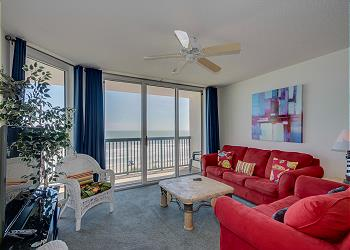 Ashworth 406 - Oceanfront - Ocean Drive Section, a 2 bedroom, 2.0 bathroom vacation rental located in North Myrtle Beach, SC
