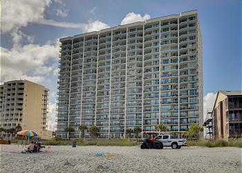 Ashworth 406 - Oceanfront - Ocean Drive, a Vacation Rental in Myrtle Beach