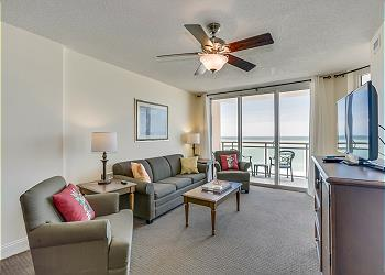 Bahama Sands 706 - Oceanfront - Crescent Beach Section, a Vacation Rental in Myrtle Beach