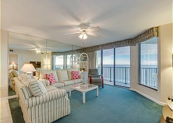 Beach Club III 6B - Oceanfront - Windy Hill Section, a Vacation Rental in Myrtle Beach
