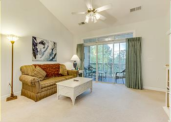 Barefoot Resort - Cypress Bend 533 - Golf, a 2 bedroom, 2.0 bathroom vacation rental located in North Myrtle Beach, SC