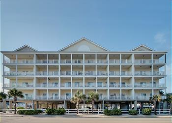Coconut Grove 202 - 2nd Row Ocean View-Ocean Drive Section, a Vacation Rental in Myrtle Beach