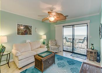 Ocean Terrace E4 - 2nd Row - Cherry Grove Section, a Vacation Rental in Myrtle Beach