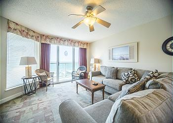 Malibu Pointe 506 - 2nd Row Ocean View - Crescent Beach Section, a Vacation Rental in Myrtle Beach