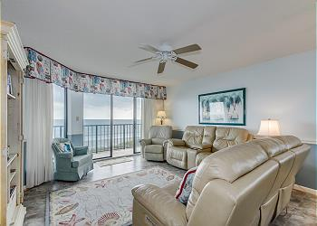 Beach Club II 3E - Oceanfront- Windy Hill Section, a Vacation Rental in Myrtle Beach
