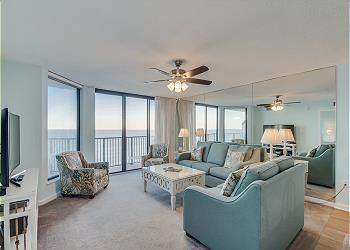 Beach Club III 9D - Oceanfront - Windy Hill Section, a Vacation Rental in Myrtle Beach