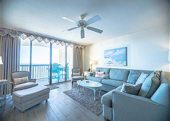 Ocean Bay Club 1308 - Oceanfront - Ocean Drive Section, a Vacation Rental in Myrtle Beach