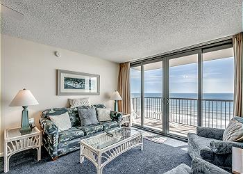 Sea Winds 603 - Oceanfront - Windy Hill Section, a Vacation Rental in Myrtle Beach