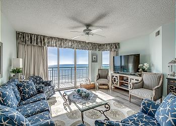 Windy Hill Dunes 805 - Oceanfront - Windy Hill Section, a Vacation Rental in Myrtle Beach