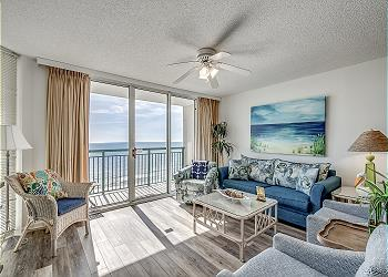 Windy Hill Dunes 1004 - Oceanfront - Windy Hill Section, a Vacation Rental in Myrtle Beach