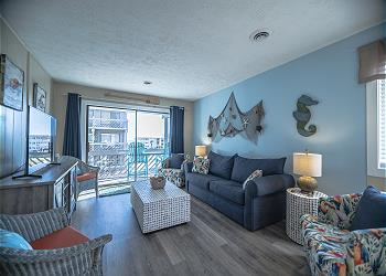 Ship Watch Pointe I J232 - 2nd Row - Shore Drive Section, a Vacation Rental in Myrtle Beach