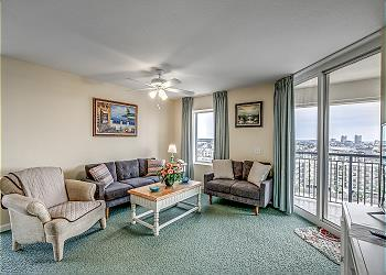 Tilghman Beach & Golf Resort 1021 - 2nd Row - Cherry Grove, a Vacation Rental in Myrtle Beach