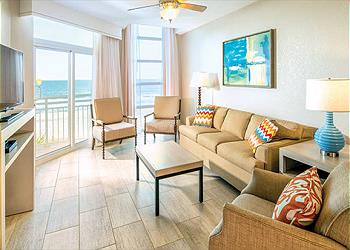 Wyndham Ocean Blvd TS#7 - Ocean View - Ocean Drive Section, a Vacation Rental in Myrtle Beach
