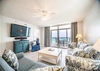 Crescent Keyes 1110 - Oceanfront - Crescent Beach Section, a 3 bedroom, 3.0 bathroom vacation rental located in North Myrtle Beach, SC