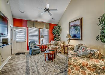 Barefoot Resort - The Havens 2312 - Golf, a Vacation Rental in Myrtle Beach
