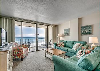 Arcadian II 4C - Oceanfront - Shore Drive Section, a Vacation Rental in Myrtle Beach