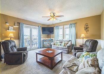Ocean Terrace B2 - 2nd Row - Cherry Grove Section, a Vacation Rental in Myrtle Beach