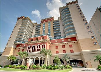Bahama Sands 705 - Oceanfront - Crescent Beach Section, a Vacation Rental in Myrtle Beach