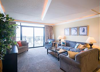 Brigadune 8A - Oceanfront - Arcadian Shores Section, a Vacation Rental in Myrtle Beach