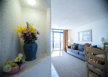 Beach Cove 307 - Oceanfront - Windy Hill Section, a Vacation Rental in Myrtle Beach