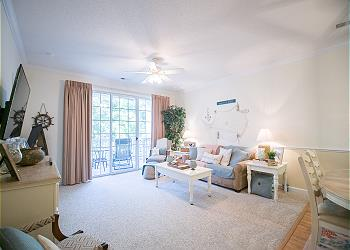 Barefoot Resort - Arbor Trace 523 - Golf, a Vacation Rental in Myrtle Beach