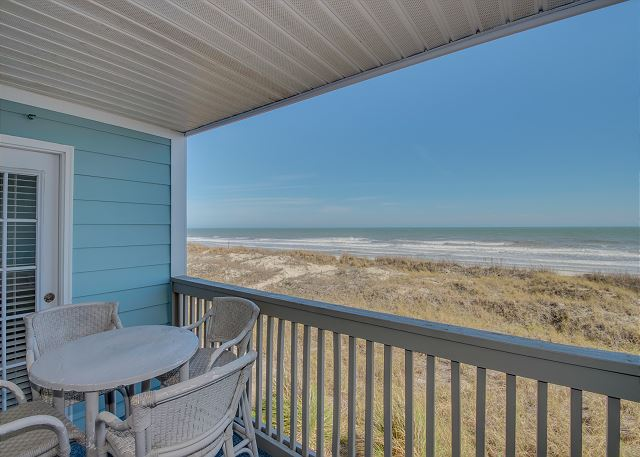 Xanadu I C2 Oceanfront Crescent Beach Section North Beach Realty