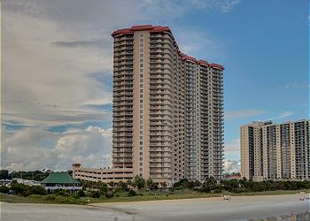 Margate Tower 608 - Ocean View - Kingston Plantation, a Vacation Rental in Myrtle Beach